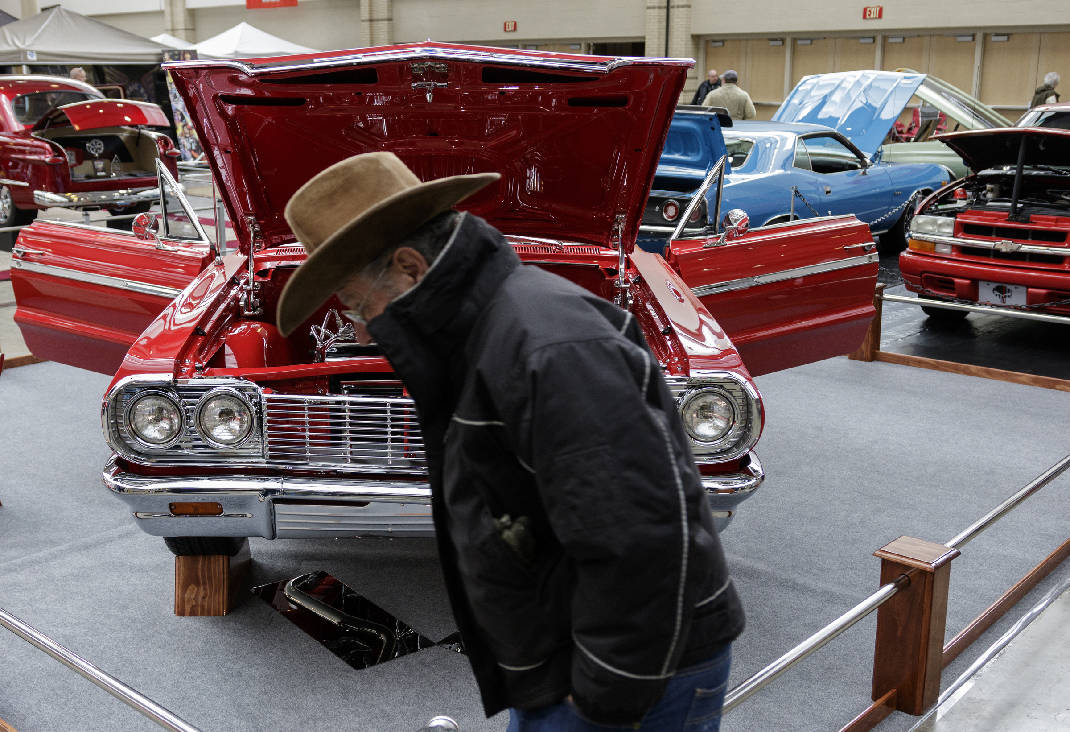 Annual World Of Wheels Car Show Marks Th Year Photos Times - Car show chattanooga 2018
