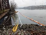 More than 1,000 gallons of fuel spill into creek running into Tennessee River