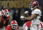 Alabama losing five players early to NFL draft