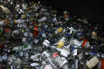 City stops taking glass in curbside recycling