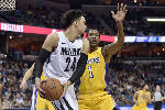 Brooks scores 19 to lead Grizzlies over Lakers 123-114