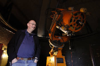 Heads up: Planetarium shows beginning at observatory | Times