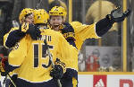Smith's shootout goal leads Predators over Coyotes 3-2