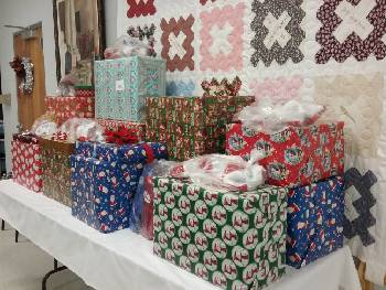 Good Deed Dade County Seniors Share With Nursing Home Patients