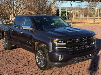 test drive chevy silverado 1500 proves a half million buyers can t