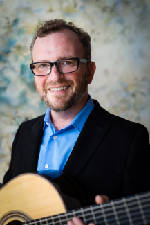 Guitarist Dr. Andrew Zohn will be in concert at Chattanooga State