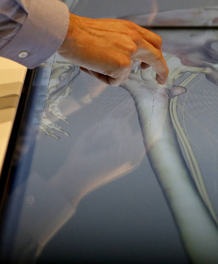 Bradley County Schools Unveils State Of The Art Digital Dissection