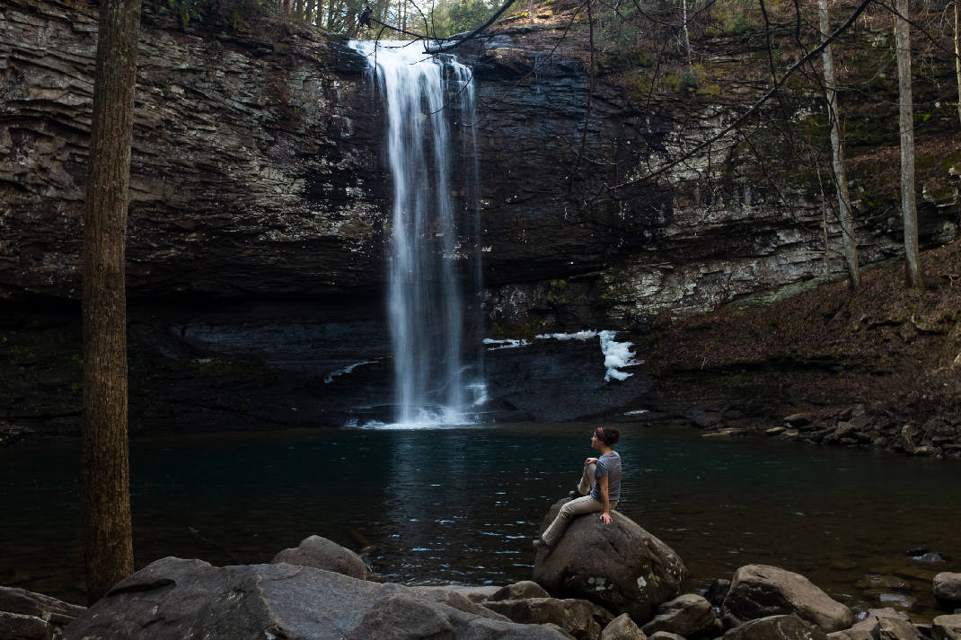 Trail review cloudland canyon state park west rim trail cherokee elise hawkins takes in the view of cherokee falls if you dont want to do the parks full 5 mile trail there are two waterfalls extremely close to the publicscrutiny Gallery