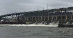 Network of dams averts flooding in Chattanooga after rainy weekend, TVA says