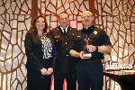 Chattanooga firefighters honored at awards ceremony