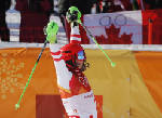 Marcel Hirscher wins Olympic gold in men's combined