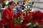 Photos: Red roses for Valentine's Day