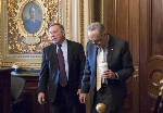 Group of senators reaches immigration deal on Dreamers, wall