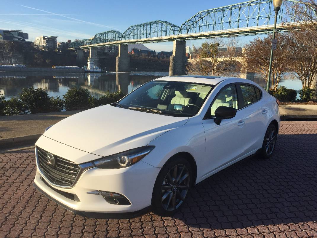 Test Drive: 2018 Mazda 3 Still Sharp And Sophisticated | Times Free Press