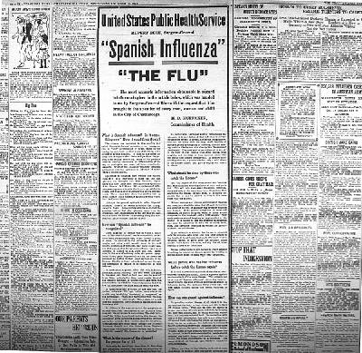 Local History Column October 1918 Chattanooga Paralyzed By Spanish Flu Epidemic Chattanooga Times Free Press