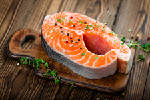 How to make this sweet and spicy Salmon with grapefruit salsa