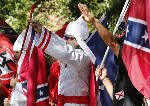 Report: KKK chapters drop steeply despite 'hate group' surge