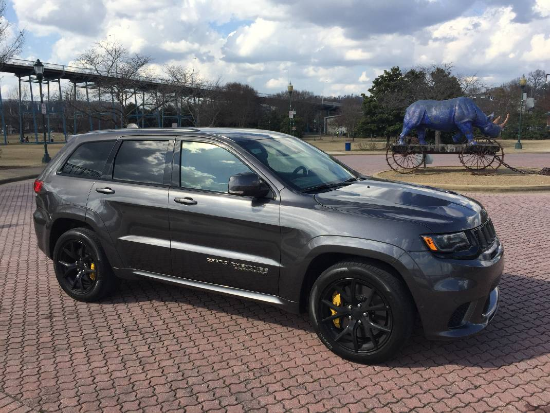 Quick Spin Jeep Grand Cherokee Puts Power Where It Counts Chattanooga Times Free Press