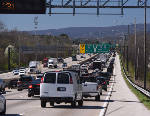 How will I-75/I-24 work affect your commute?