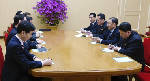 North Korean dictator, Seoul envoys have 'openhearted talk'