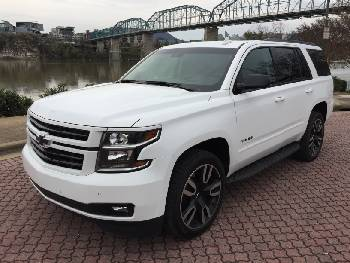 The 2018 Chevy Tahoe Is A Nearly Perfect Family Hauler