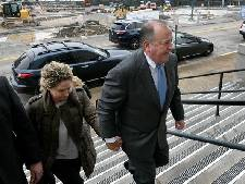 Ex-Pilot Flying J president gets sentencing delay