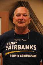 Hamilton County Commissioner Randy Fairbanks seeks re-election in District 1