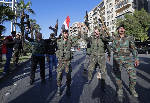 Defiant Syrians say West hasn't shaken their resolve