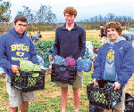 Boyd Buchanan is first independent school in state to start Future Farmers of America program