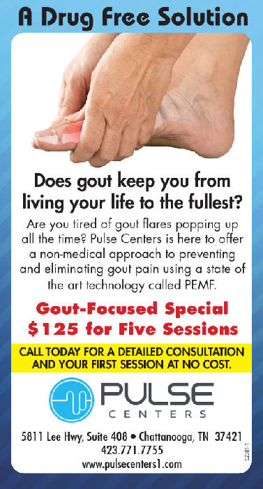 Gout Outta My Way! | Times Free Press