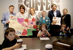 Siskin Children's Institute thanks DeFoor Brothers, hosted by Peet's Coffee