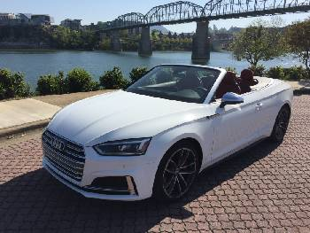 Test Drive Audi S5 Cabriolet Checks All The Boxes Times Free Press