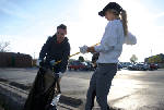 Chattanooga partners with UTC students to clean, document stream litter