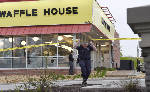 Mental health and guns an issue after Waffle House attack