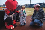 Lookouts mascot takes shots at Jay Greeson in hilarious Q&A