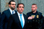 Trump lawyer says he'll plead the Fifth in porn actress case