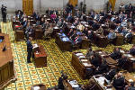 Internal divisions plagued Tennessee lawmakers, Haslam in governor's last legislative session