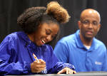 College Signing Day: Chattanooga Girls Leadership Academy students commit to college, celebrate success
