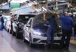 VW hits gas on expansion for assembly of five-seat Atlas SUV