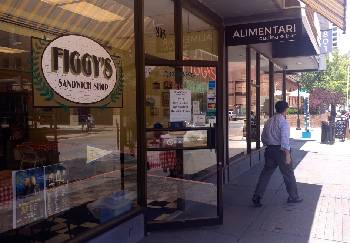 Figgy S Sandwich Owner Larry Jackson Said The Restaurant Is Moving Out Of Its Longtime Home At 805 Chestnut Street And Into A New