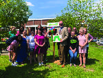 Little Free Library opens at Cleveland State Community College