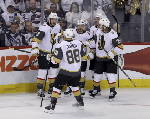 Golden Knights top Jets 3-1 in Game 2