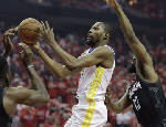 Durant's 37 lead Warriors over Rockets 119-106