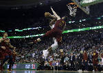 Celtics survive 42-point night by LeBron, down Cavs 107-94