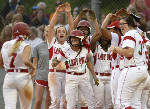 Addy Keylon's bat, Kayla Boseman's arm lead Ooltewah to region softball title