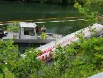 Cleanup underway after tanker truck spills thousands of gallons of fuel into Ocoee River [photos]