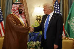 The princes, the president and the fortune seekers