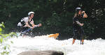 No kayak, canoes or rafts: An introduction to whitewater paddleboarding