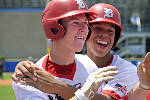 Hard-hitting Red Raiders roll to baseball state title [photos]