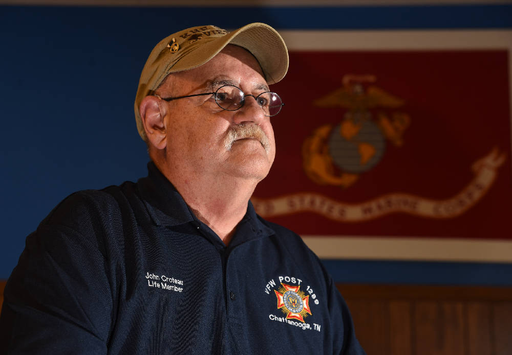 Local veterans reflect on their time in military, share ...